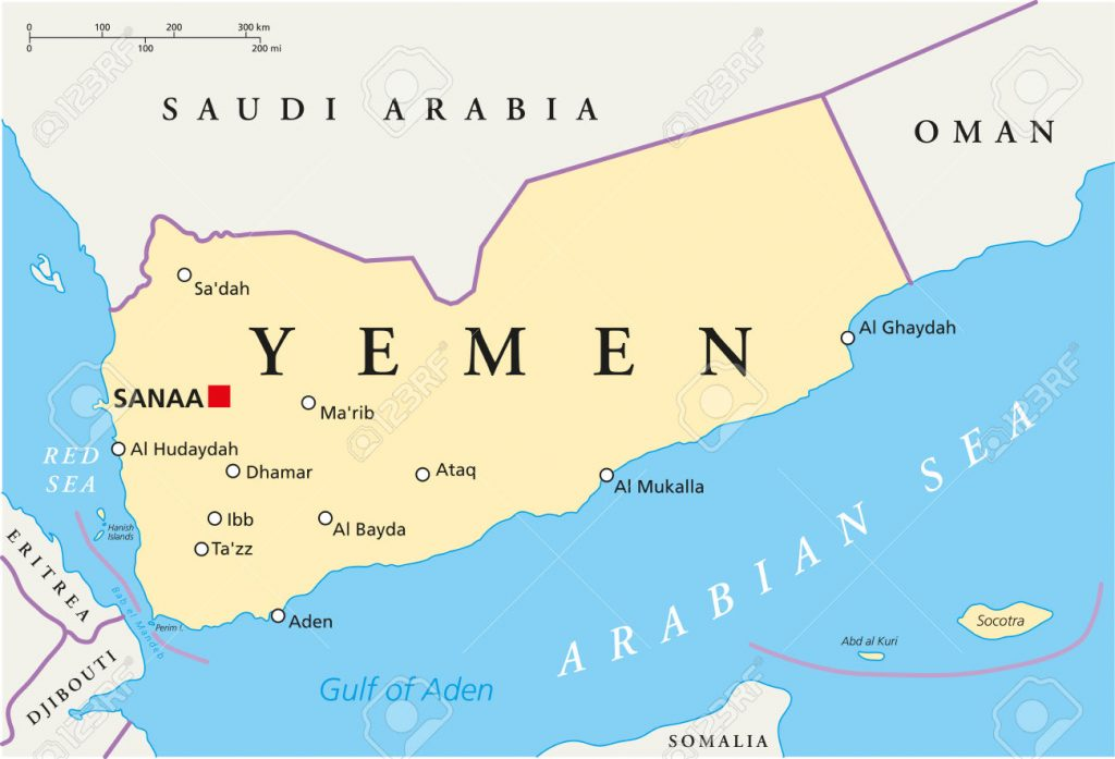 Yemen - Security Situation and Human Rights Practices - January, 2018