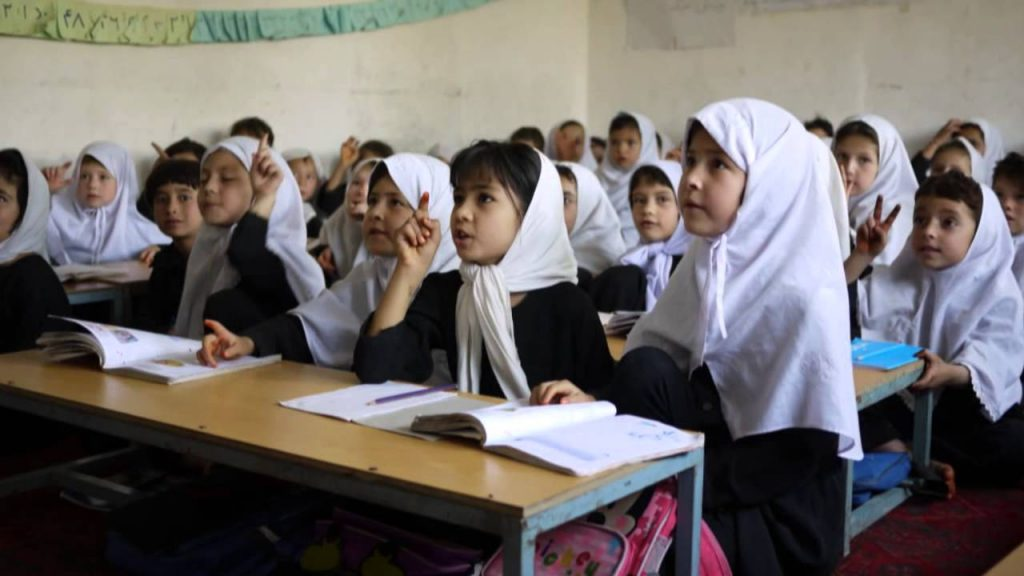 ავღანეთი. გოგონათა და ქალთა განათლების კუთხით არსებული ვითარება. მარტი, 2019